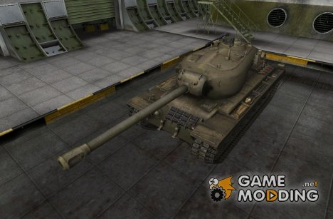 Ремоделинг T34 hvy для World of Tanks