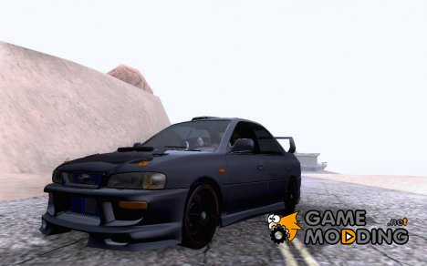 1995 Subaru Impreza WRX STI Tuned for GTA San Andreas