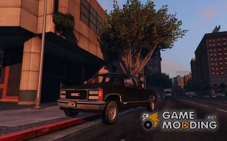 GMC Sierra 1992 (BETA) for GTA 5