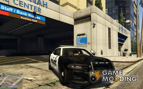 Dodge Charger 2015 Police for GTA 5