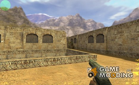 S.T.A.L.K.E.R Walter p22 for Counter-Strike 1.6