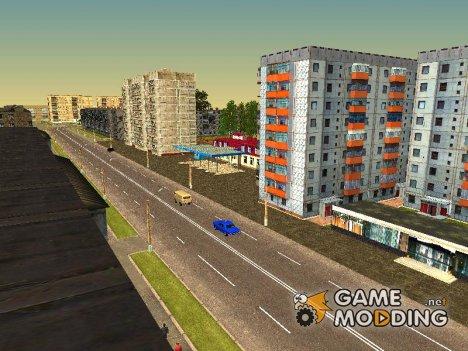 Криминальная Россия бета 3 для GTA San Andreas