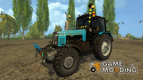 МТЗ 1221 Belarus v1.0 for Farming Simulator 2015