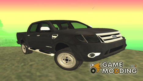 Ford Ranger Limited 2014 для GTA San Andreas