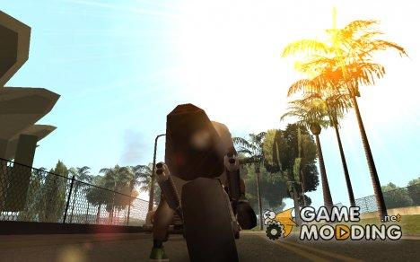 Текстуры воды, луны и многие другие в HD качестве для GTA San Andreas