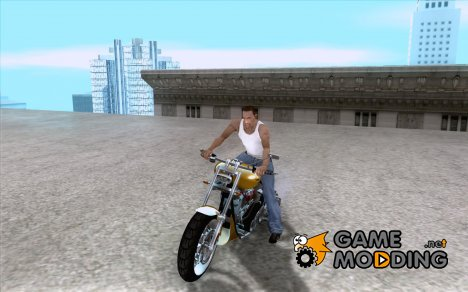 Race chopper by DMC for GTA San Andreas