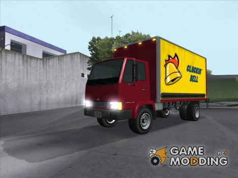 Mule из GTA 4 for GTA San Andreas