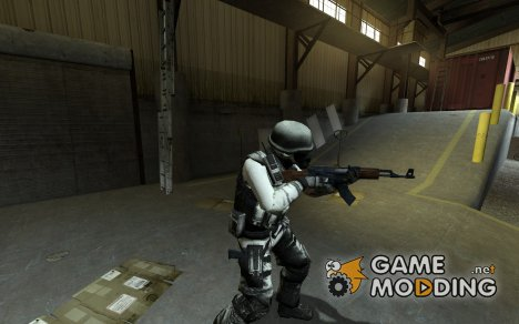 Sas Winter Camo (gign) for Counter-Strike Source