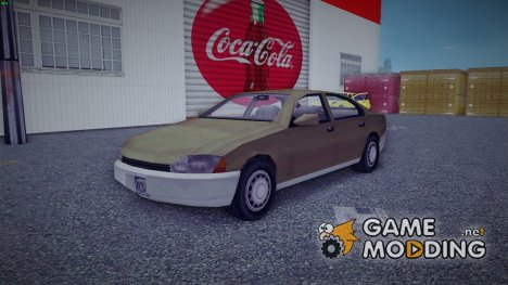 Manhunt 2 Kuruma for GTA 3