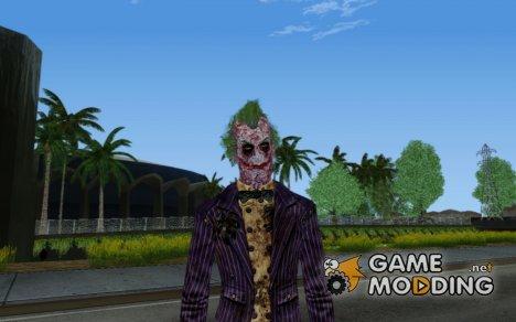 Кровавый Джокер из BAC for GTA San Andreas