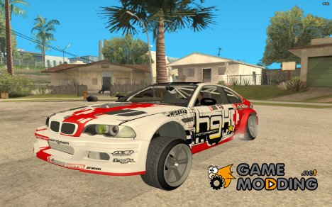 BMW M3 E46 Rally for GTA San Andreas