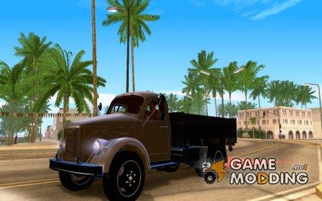 ГАЗ-51 Simple Wheels for GTA San Andreas