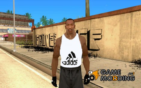 ADIDAS TANK for GTA San Andreas