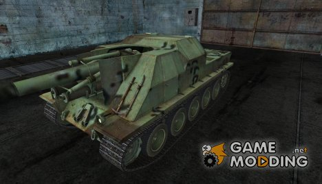 Шкурка для Lorraine 155 51 for World of Tanks