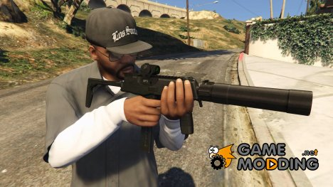 MP9 for GTA 5