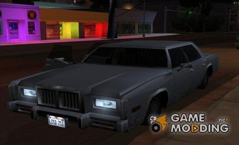 Четырёх дверный Эсперанто для GTA San Andreas