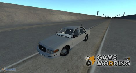 Ford Crown Victoria 1999 for BeamNG.Drive