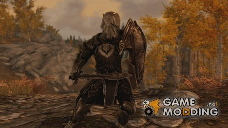Real Damascus Steel Armor and Weapons for TES V Skyrim