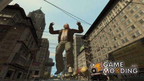 Bullet Time for GTA 4