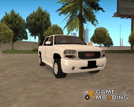GMC Yukon XL for GTA San Andreas
