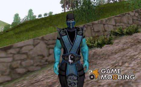 Sub Zero для GTA San Andreas