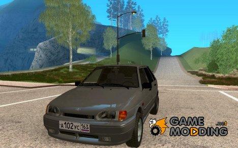 ВАЗ 2114 Сток for GTA San Andreas