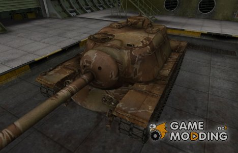 Американский танк T110E3 for World of Tanks