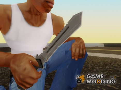 Bowie M48 for GTA San Andreas