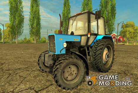 МТЗ-82 for Farming Simulator 2015