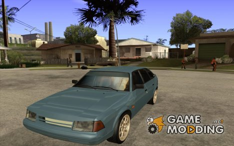 АЗЛК 2141 Tuning for GTA San Andreas
