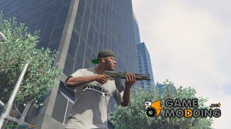 AK Draco для GTA 5