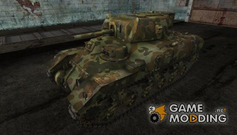 Ram II от Rudy102 5 for World of Tanks