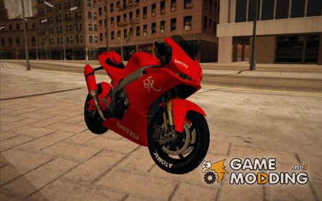 GTA V Shitzu Hackuchou для GTA San Andreas