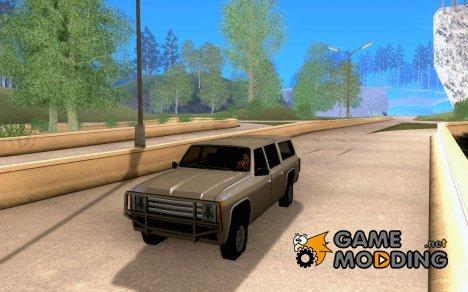 Военизированный Ранчер для GTA San Andreas