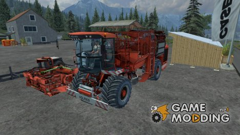 Holmer Terra Dos T2 для Farming Simulator 2013