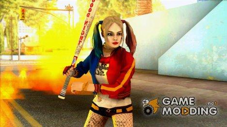 Harley Quinn for GTA San Andreas
