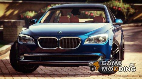 BMW 750Li F01 Original for GTA 5