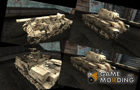 Пак с цифровым камуфляжем for World of Tanks