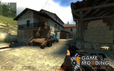 M249 underworld for Counter-Strike Source
