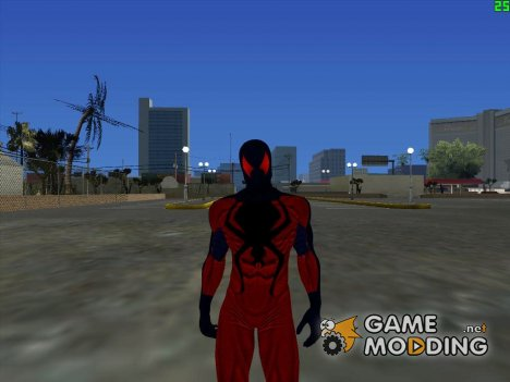 The Amazing Spider-Man 2 (Flipside) для GTA San Andreas