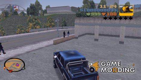 Патч мини названия машин for GTA 3
