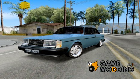 Volvo 242 Radmir RP for GTA San Andreas