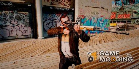 СВД for GTA 4