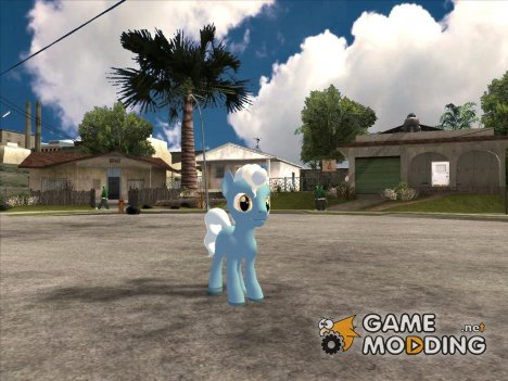 Pokeypierce (My Little Pony) для GTA San Andreas