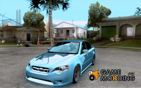 Subaru Legacy BIT edition 2004 for GTA San Andreas