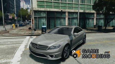 Mercedes-Benz CL65 AMG v1.5 для GTA 4
