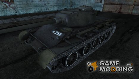 T-44 1000MHz for World of Tanks