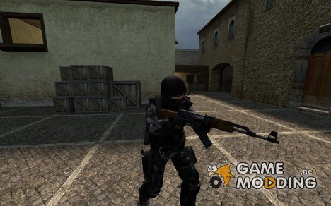SWAT Urban Camo для Counter-Strike Source