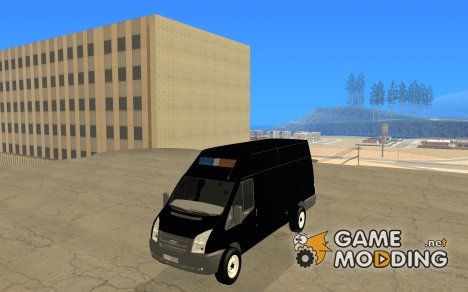 Ford Transit SWAT for GTA San Andreas