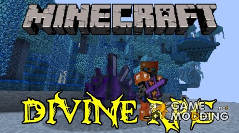 Divine RPG for Minecraft